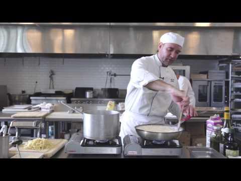 Shrimp And Scallop Fettuccine