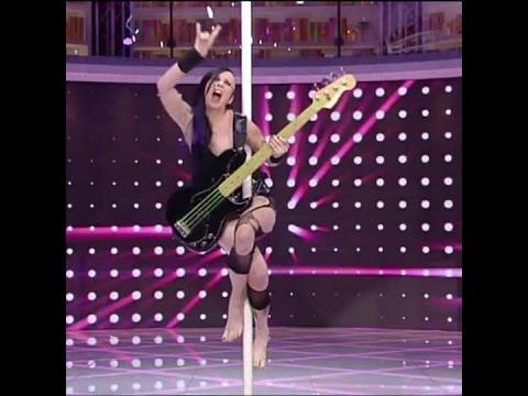 Erika Lady Pole Bass - Cultura Moderna - Italia 1 - WASP