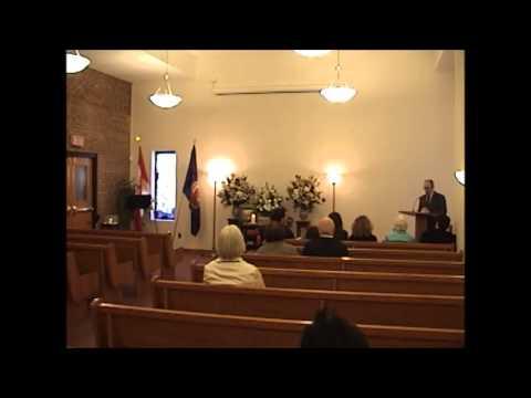 Burt's Funeral