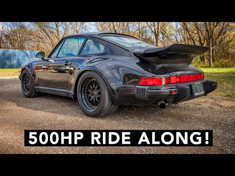 Year End Porsche 911 Turbo Driving And Review - Porsche 930 Project