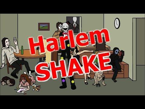 Harlem Shake (Creepy Pasta Edition)