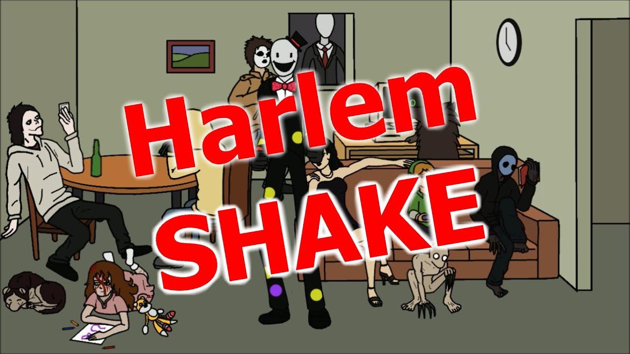 Harlem Shake (Creepy Pasta Edition) - YouTube