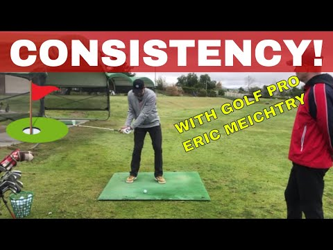 🔑 To GOLF Consistency In 2020 With California Open Champion Eric Meichtry.