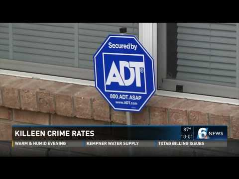 Killeen Crime Rates