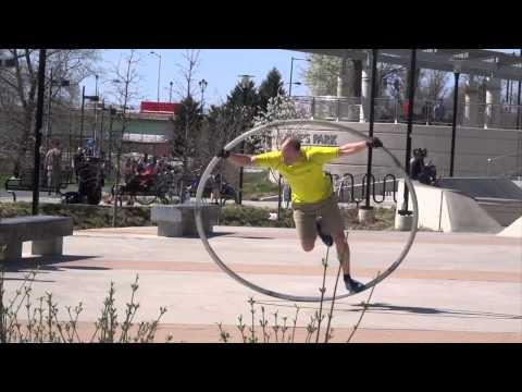 Cyr Wheel in Paine