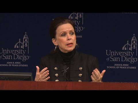 From the Front Lines: Challenges of Getting to the Truth with Robin Wright