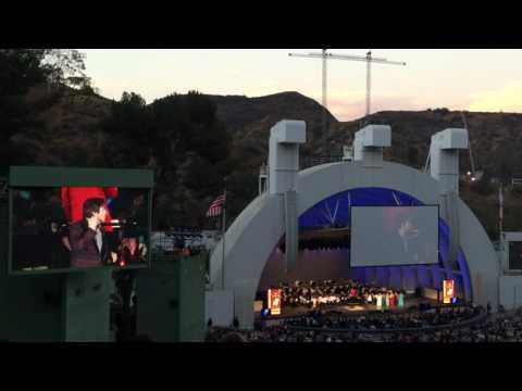 """One Jump Ahead"" Brad Kane Hollywood Bowl 6/6/16"