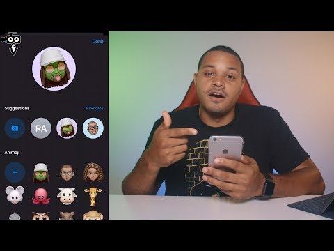 Memoji And Animoji On Older IPhones - IOS13 Update!!!