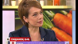 Лілія Гриневич   про зміни у вступній кампанії та перерозподіл бюджетних місць для студентів