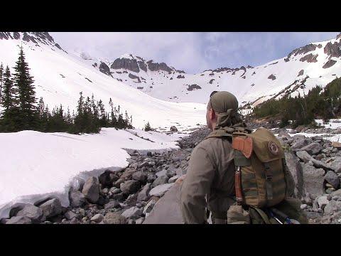 The Glacier Basin Trail