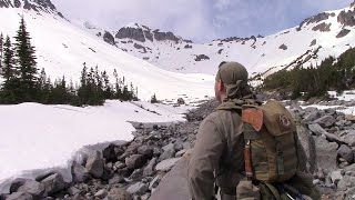The Glacier Basin Trail