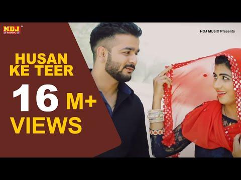 Husan Ke Teer # Mohit Sharma # Sonika Singh # Mr. Guru # Lara # Latest Haryanvi Songs 2018 # NDJ