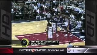 Sports Center Top 10 - Unlikely Combatants