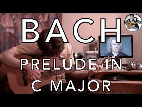 Chords for J  S  Bach - Prelude No 1 in C Major, BWV 846
