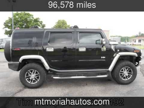 2006 Hummer H2 Used Cars Memphistennessee 2013 05 31 Youtube