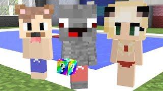 Mit EpicStun & Dreemtum in Minecraft Schwimmbad Lucky Block Battle