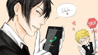 Gambar cover Anime Prank Calls - SCAMMERS!