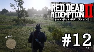 【RDR2】#12のんたろうのレッドデッドリデンプション2~愛馬アレックスの死を乗り越えて~【Red Dead Redemption 2】