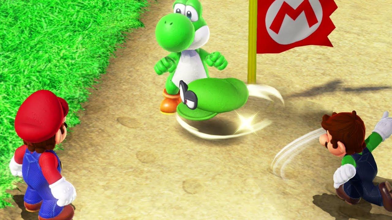 Super Mario Odyssey 2 Player Co Op Full Walkthrough