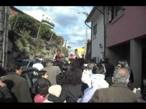Carnaval Em Agarez Vila Real Portugal Youtube