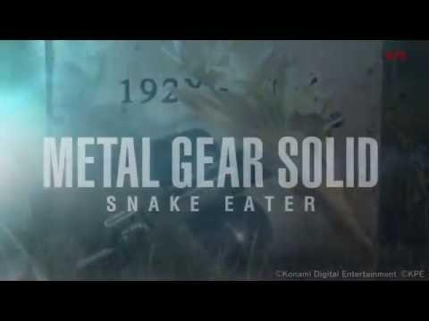 Metal Gear Solid : Snake Eater Fox Engine Remake Trailer