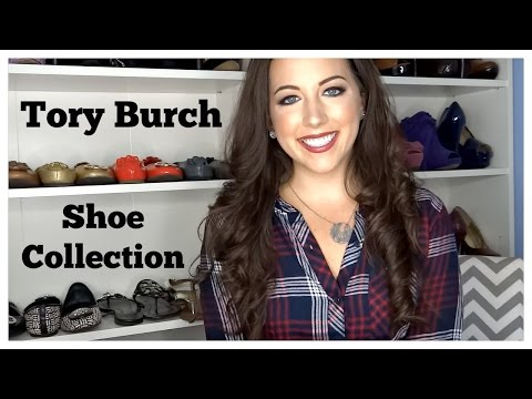 Tory Burch Shoe Collection