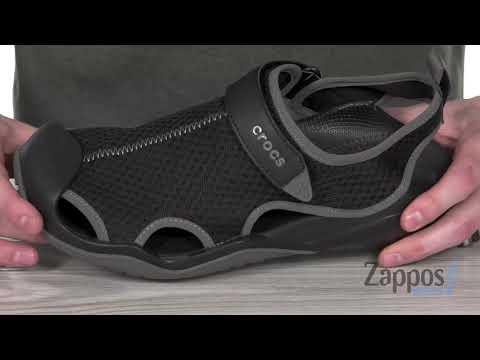 Crocs Swiftwater Mesh Deck Sandal SKU: 9080932