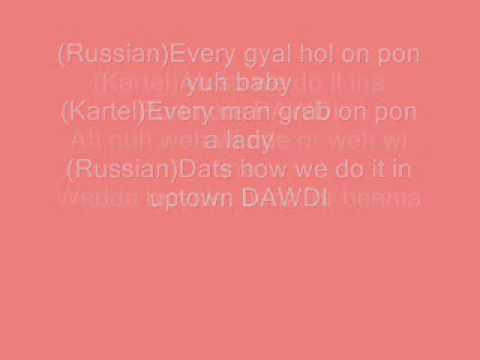 Vybz kartel ft. Russian - Straight jeans & Fitted