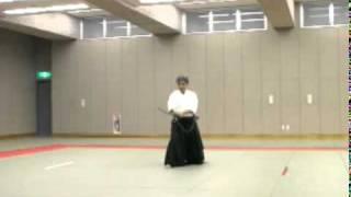 Koji YOSHIDA Nishio-ryu Iaido (Toho Iai no11)