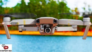 DJI Mavic Pro Platinum! Initial Impressions and First Flight! Drone Flight Friday!