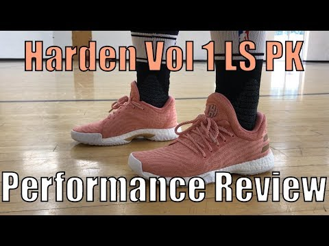 Adidas Harden Vol 1 LS Primeknit (SOLID OUTSOLE) Performance Review
