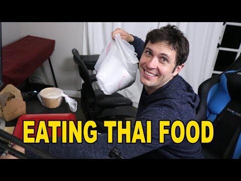 ASMR MUKBANG THAI FOOD OH WOW AMAZING