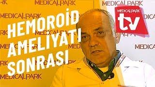 Hemoroid Ameliyatı Sonrasında Dikkat Edilmesi Gerekenler   Medical Park   TV