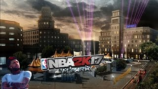 NBA 2K17 MyPark | Realistic Parks  | Concept