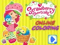 Strawberry Shortcake Coloring Pages - Coloring Pages For Girls