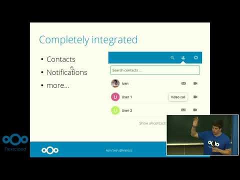 Video Calls In Nextcloud