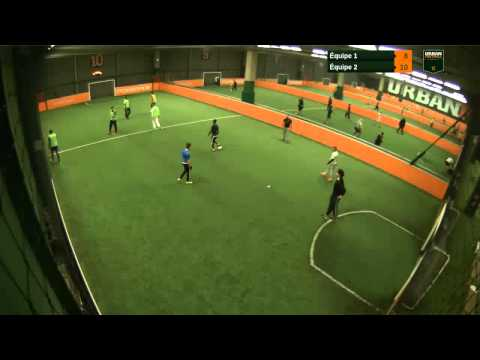 Urban Football - Aubervilliers - Terrain 10 le 11/01/2015  20:20