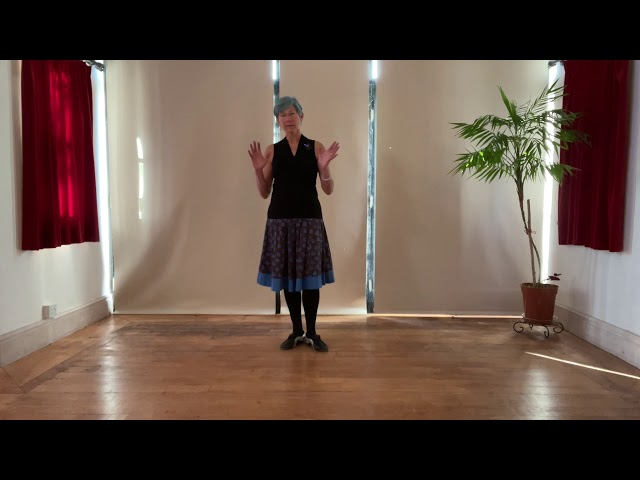 Swedish Folk Minuet #5 - Figure 3