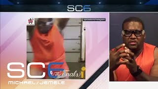 Would The Cavaliers Have Beat The Warriors With Cream E. Biggums? | SC6 | June 13, 2017