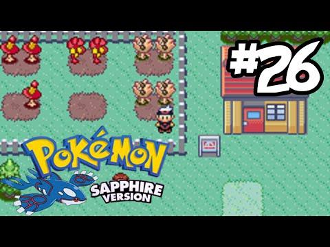Pokemon Sapphire - Part 26 - Route 123