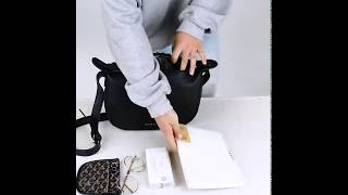 GYKACO Tas Wanita Hand bag - RAYLIA - Fashion Top Handle Bag IMPORT