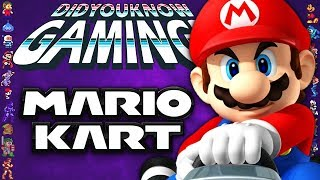 Mario Kart Secrets - Did You Know Gaming? Feat. Remix