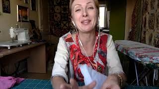 Лоскутный эфир 102. Как сделать сэндвич для лоскутного одеяла?
