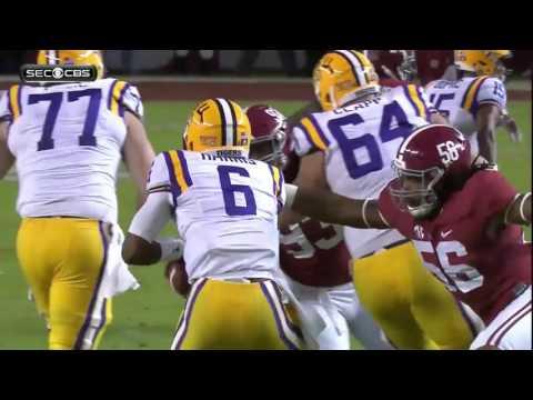 #4 Alabama V. #2 LSU - Nov. 7, 2015 (Eli Gold Broadcast)