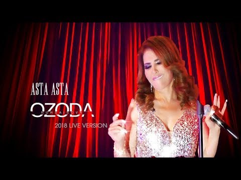 Ozoda - Asta Asta  ( Live Consert Istanbul 2018 )