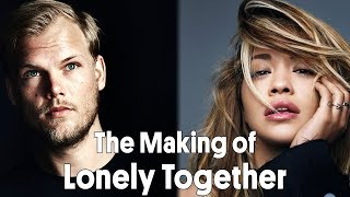 Gambar cover Avicii - Lonely Together (The Making Of) ft. Rita Ora | Billboard Exclusive