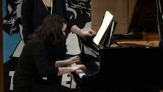 Marina Radiushina: Beethoven Sonata No  1 in F Minor, Op  2, No  1