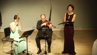 Nightgale's Daughter - May Kay Yau (sho, female voice, violin)