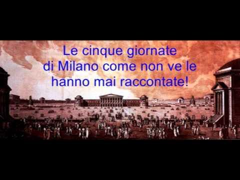 Mauro Raimondi - Le Cinque Giornate di Milano come non ve le hanno mai raccontate!