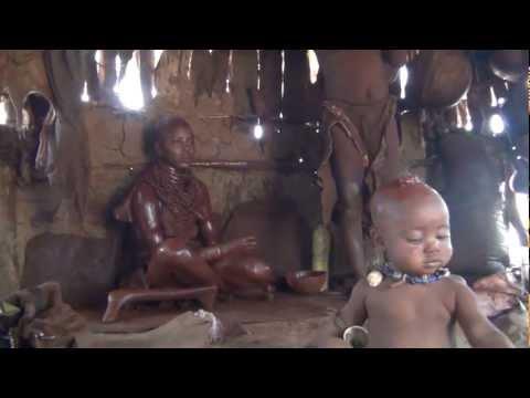 Hamer tribe family life near Turmi, Ethiopia